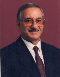 Canaan David Khoury, the father